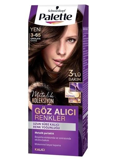 Palette Palette Yoğun Göz Alıcı Renkler Saç Boyası 3-65 Renkli